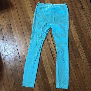 Cello Jeans - Cello | Turquoise Distressed Skinnies